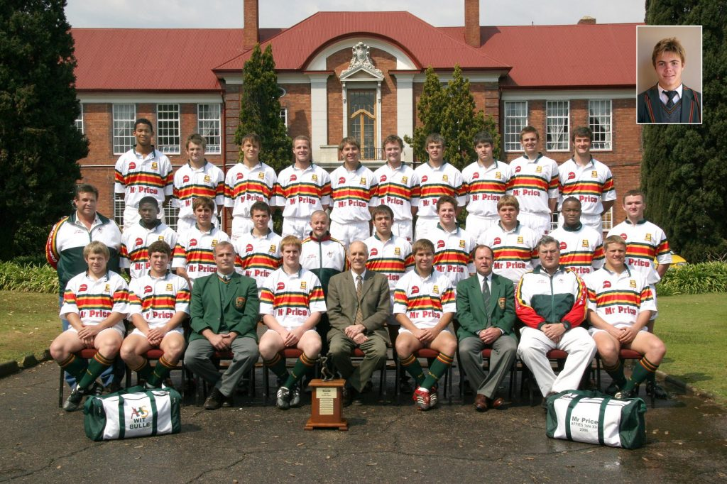 Eerste Rugbyspan, 2006