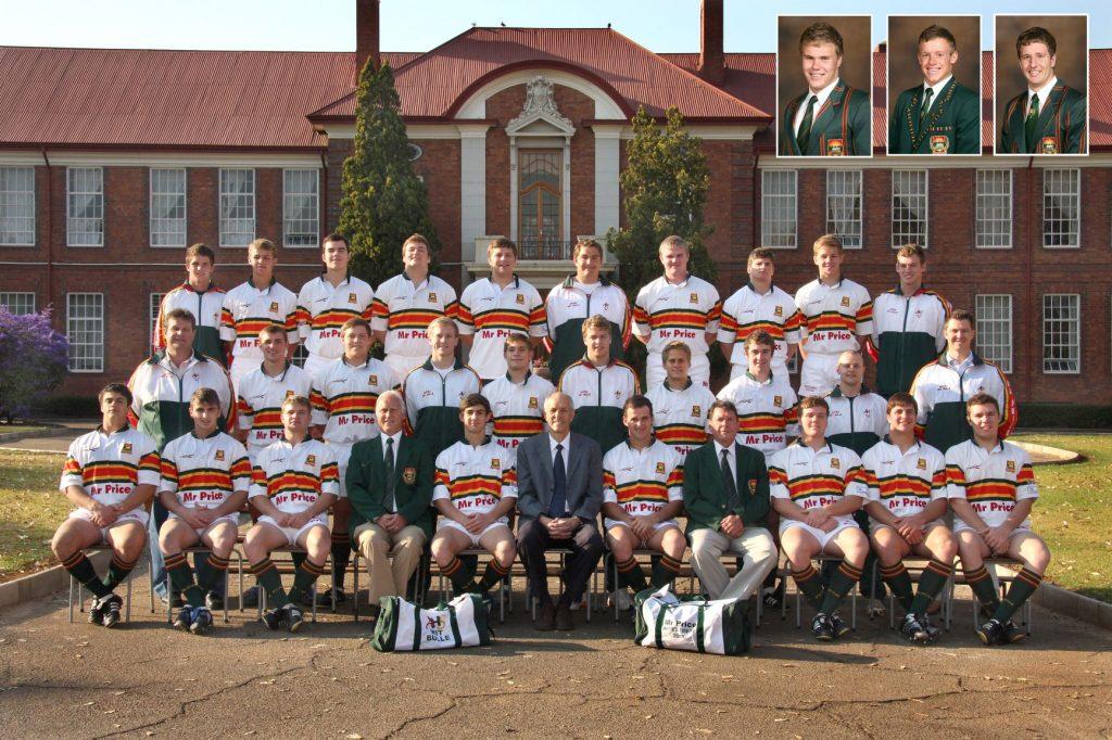 Eerste Rugbyspan, 2009