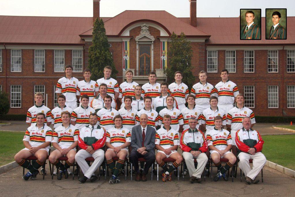 Eerste Rugbyspan, 2010
