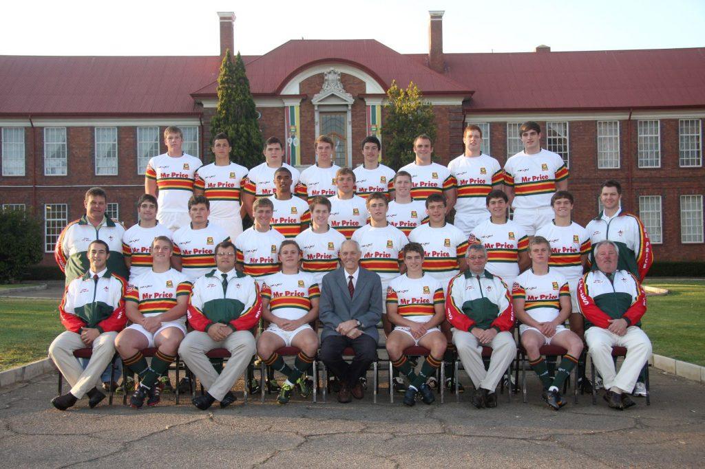 Eerste Rugbyspan, 2011