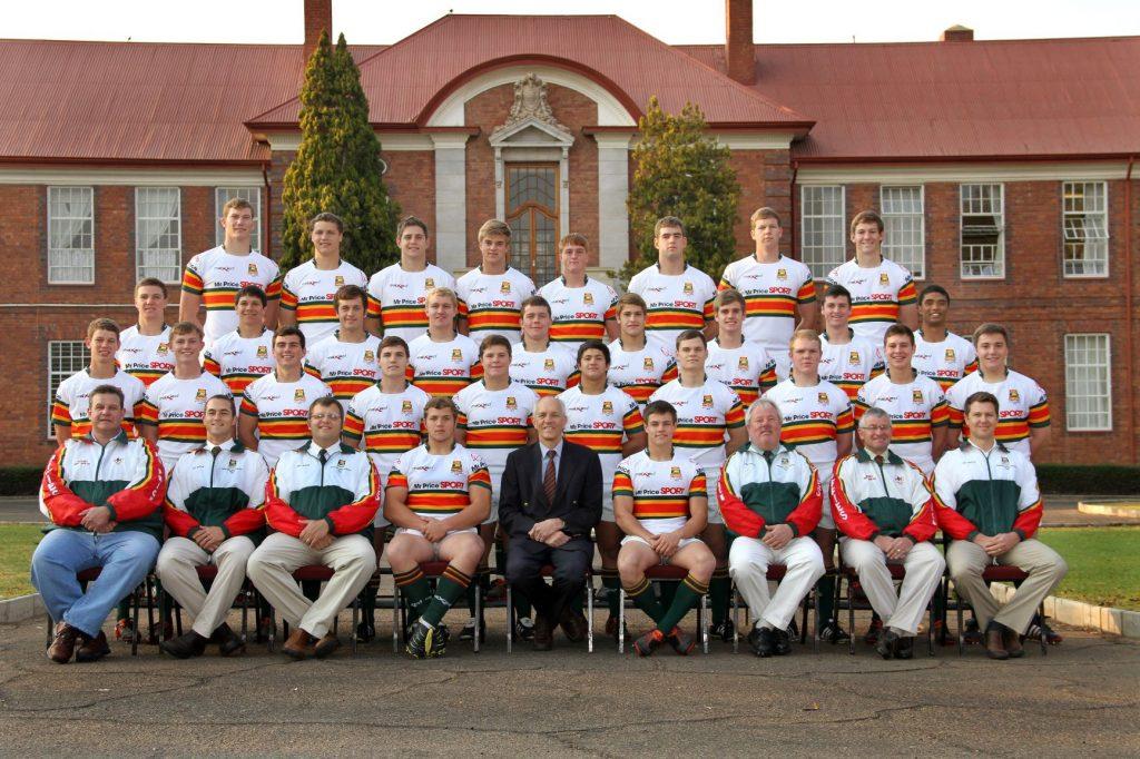 Eerste Rugbyspan, 2012