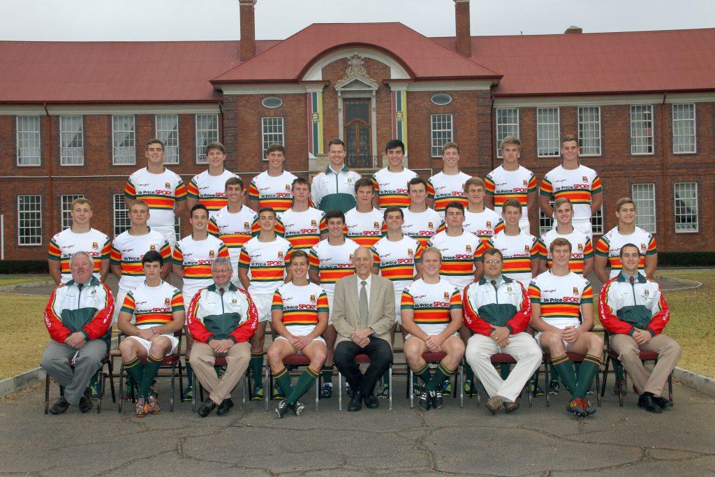 Eerste Rugbyspan, 2013