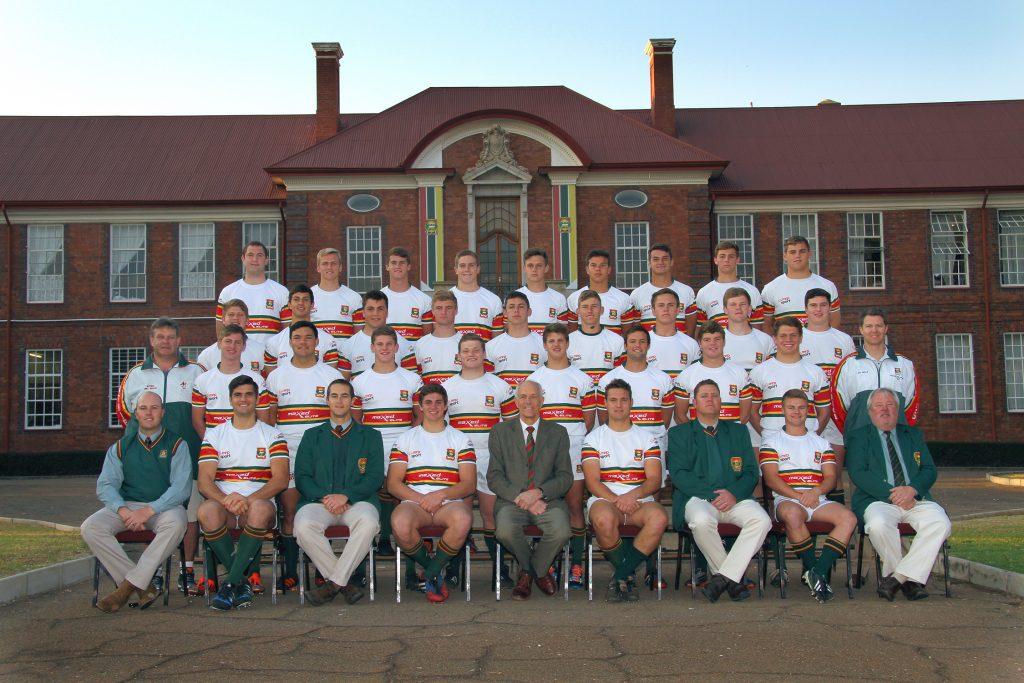 Eerste Rugbyspan, 2015